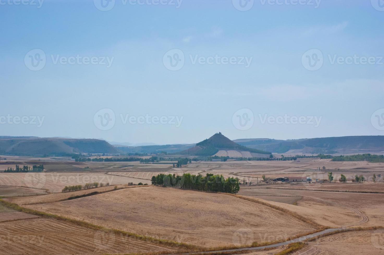 Sardinian Rural landscape photo