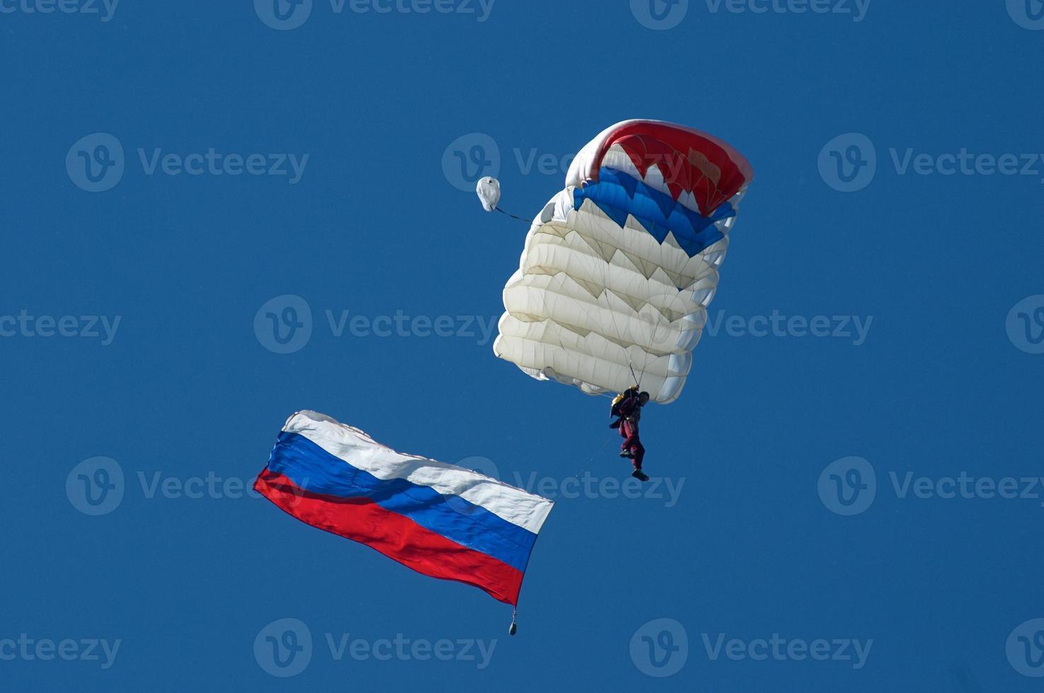 Skydiver photo