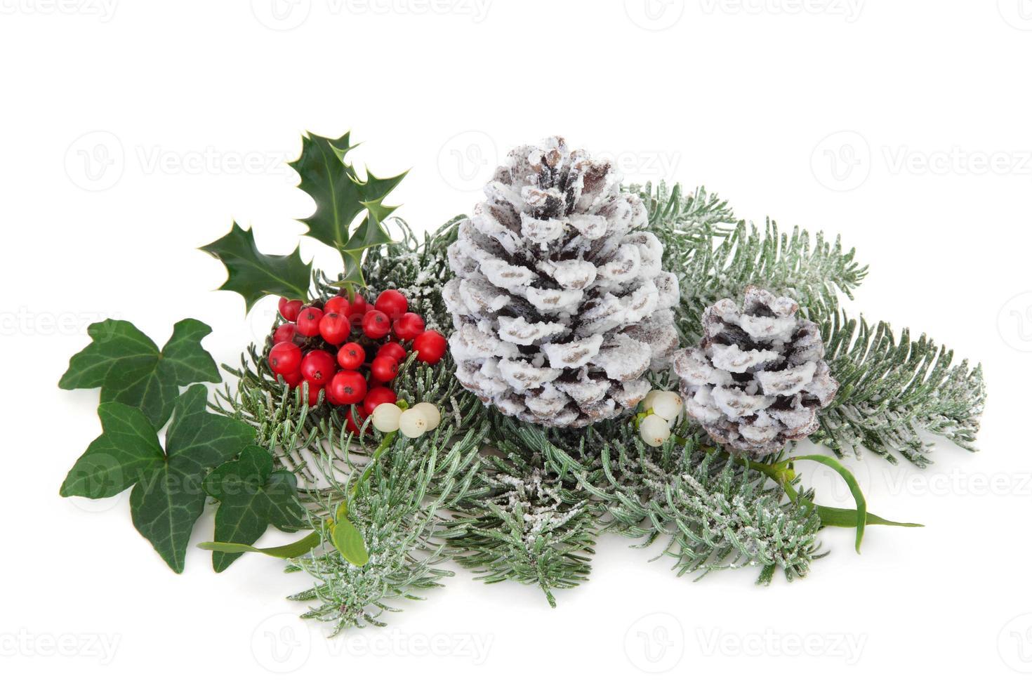 decoracion de invierno foto