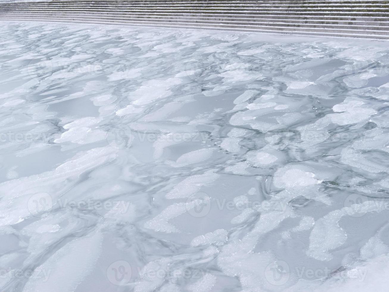 ice lake photo