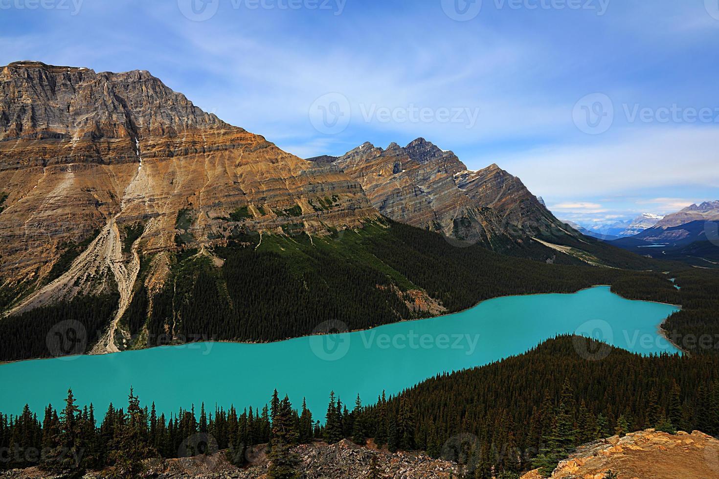 Peyto Lake photo