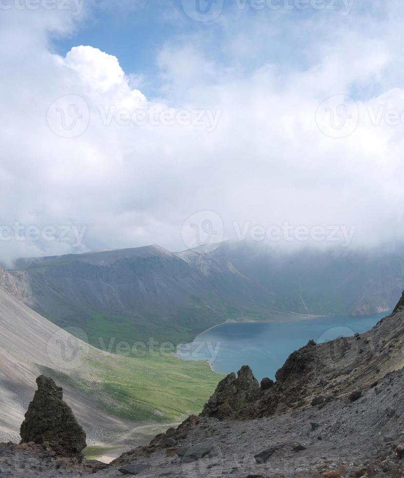 Heaven Lake photo
