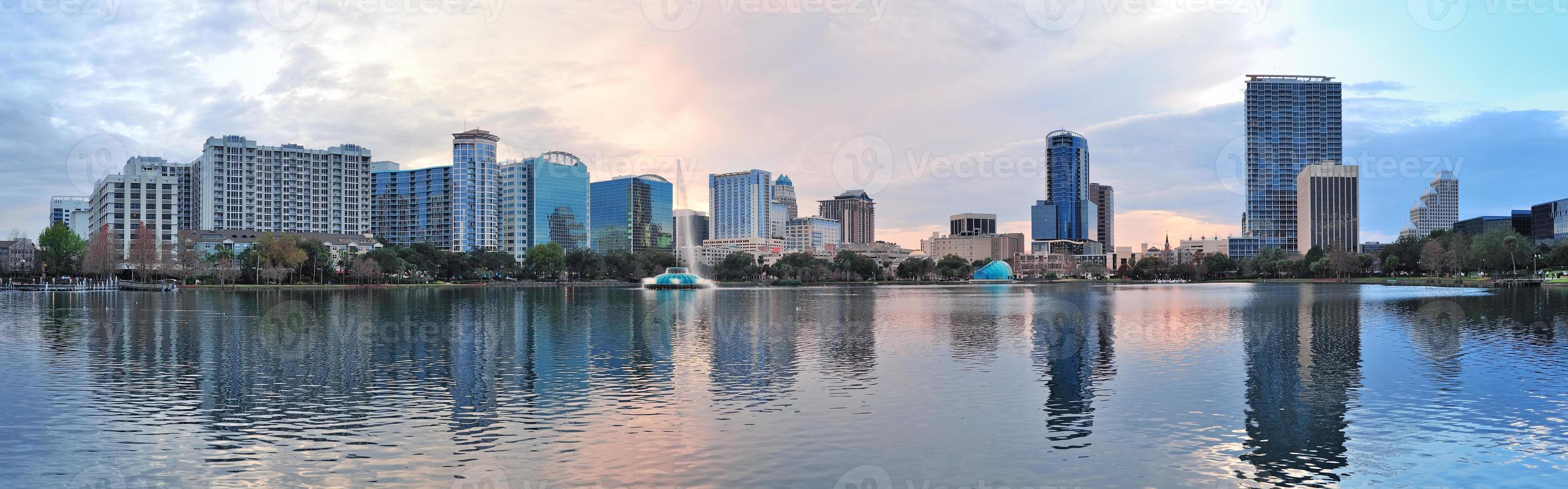 Orlando panorama photo