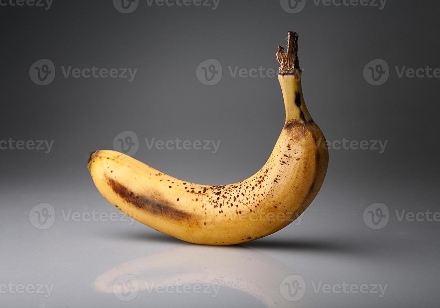 old banana photo