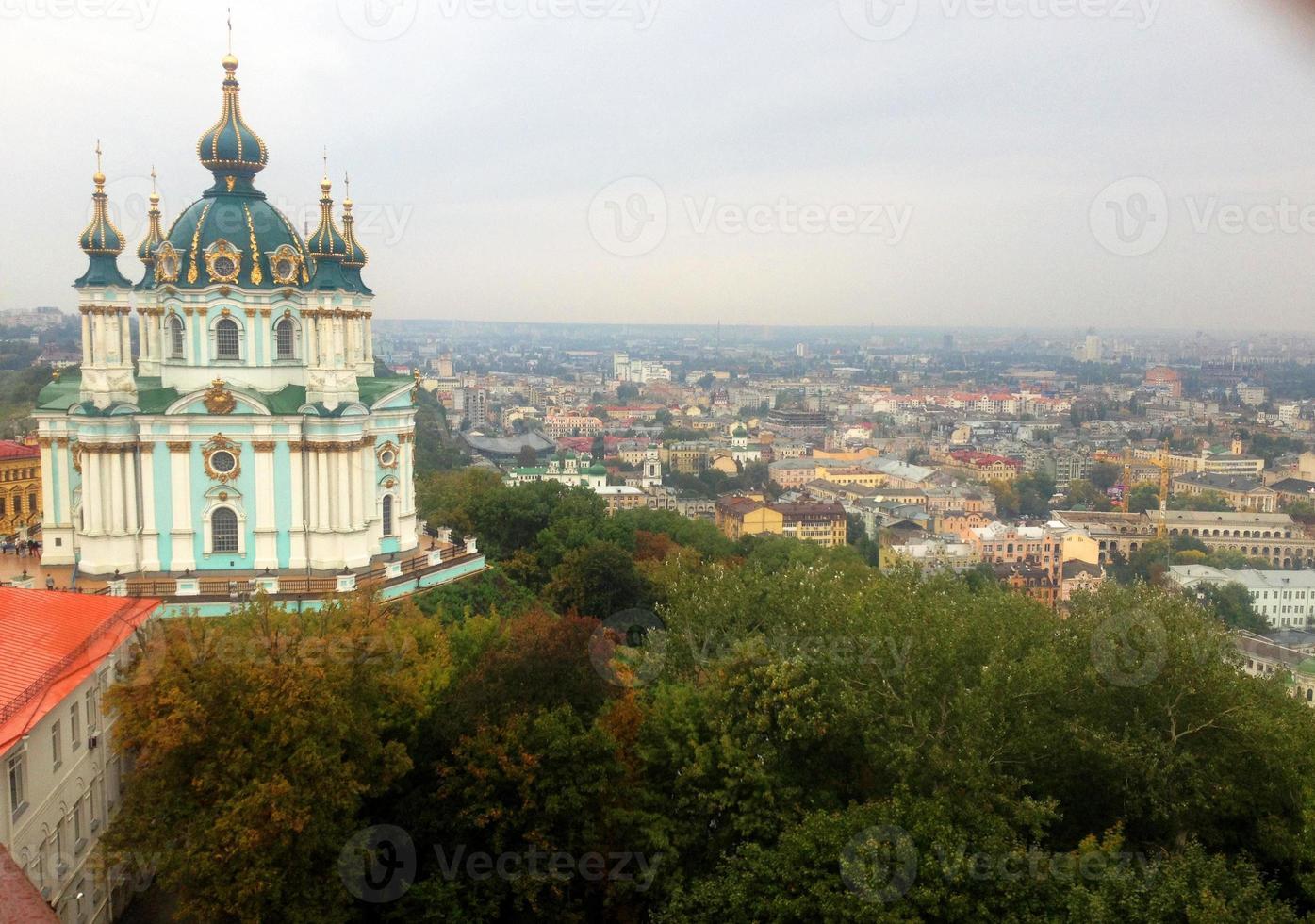 Iglesia, Kiev, Ucrania foto