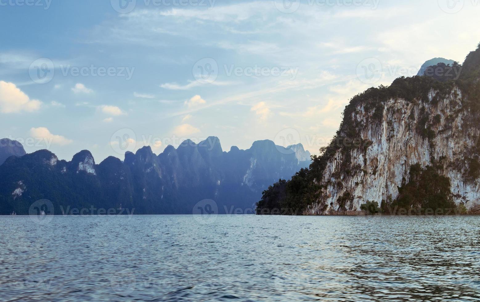lake Khao Sok photo