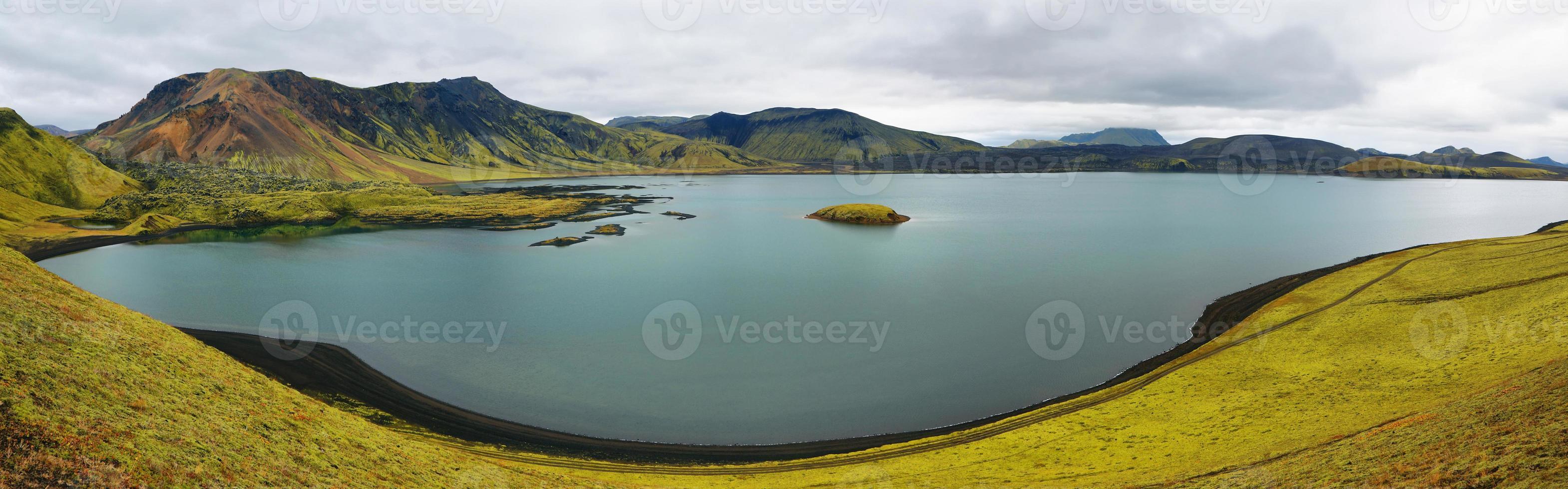 Frostastadavatn lake photo