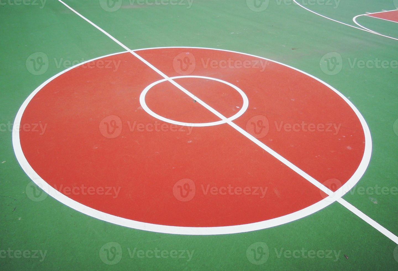 Outdoor court photo