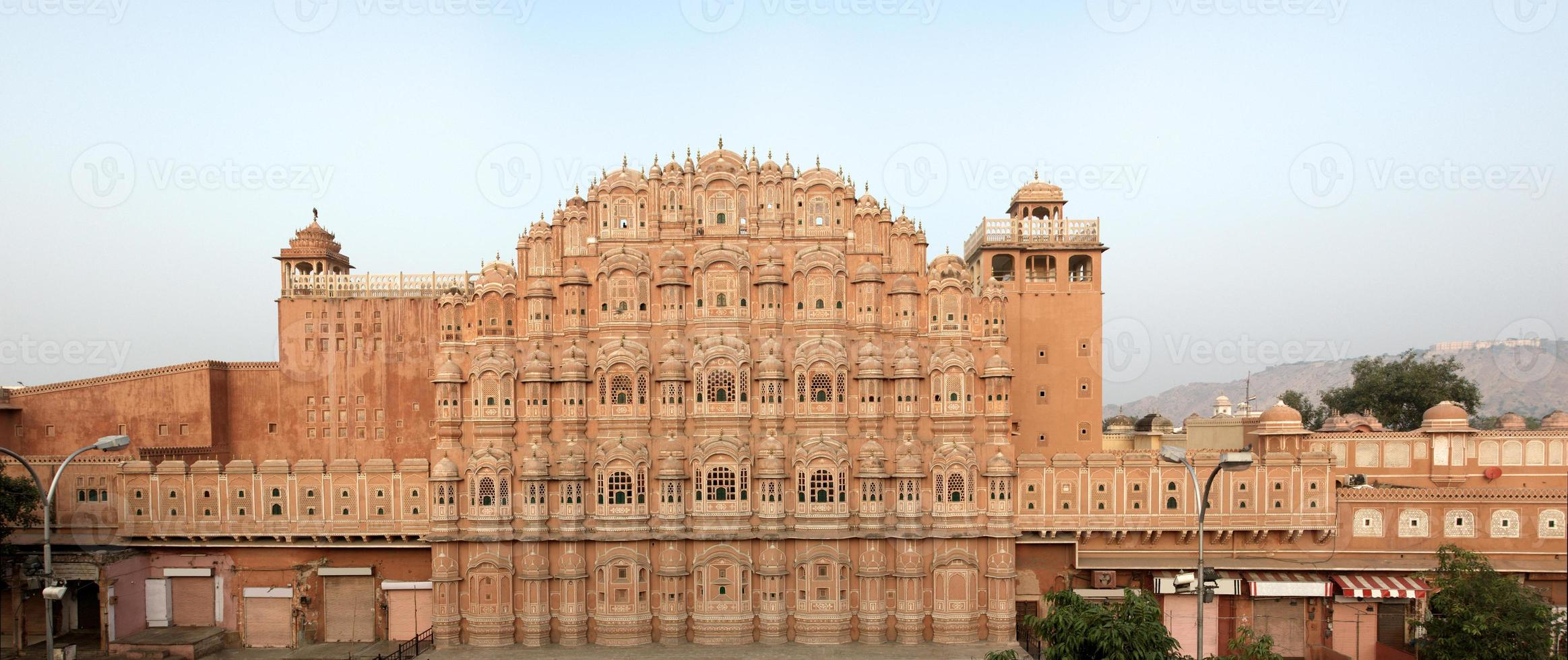 Hawa Mahal, Jaipur, India foto