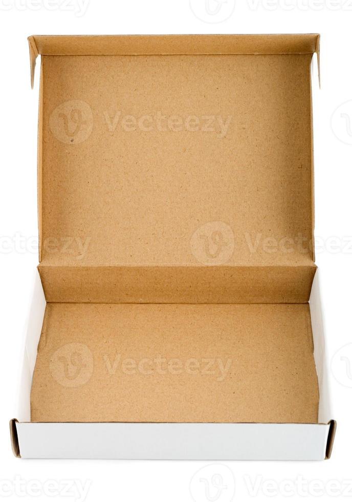 Pizza box photo
