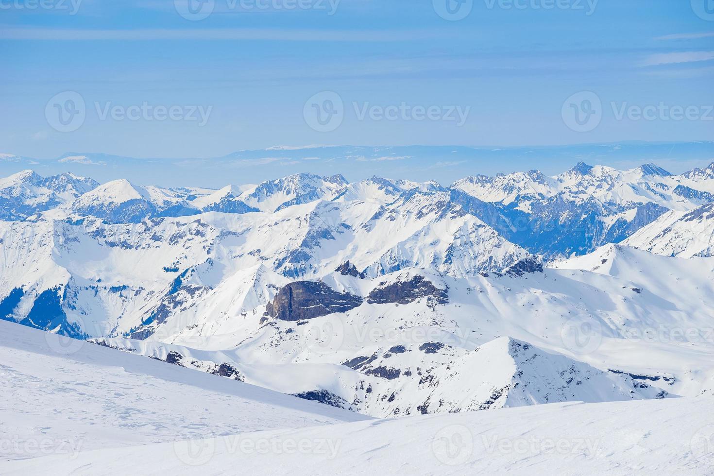 Swiss mountain, Jungfrau, Switzerland, ski resort photo