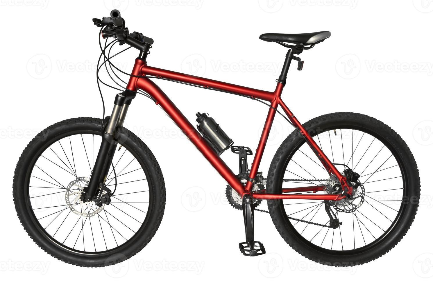 bicicleta de montaña foto