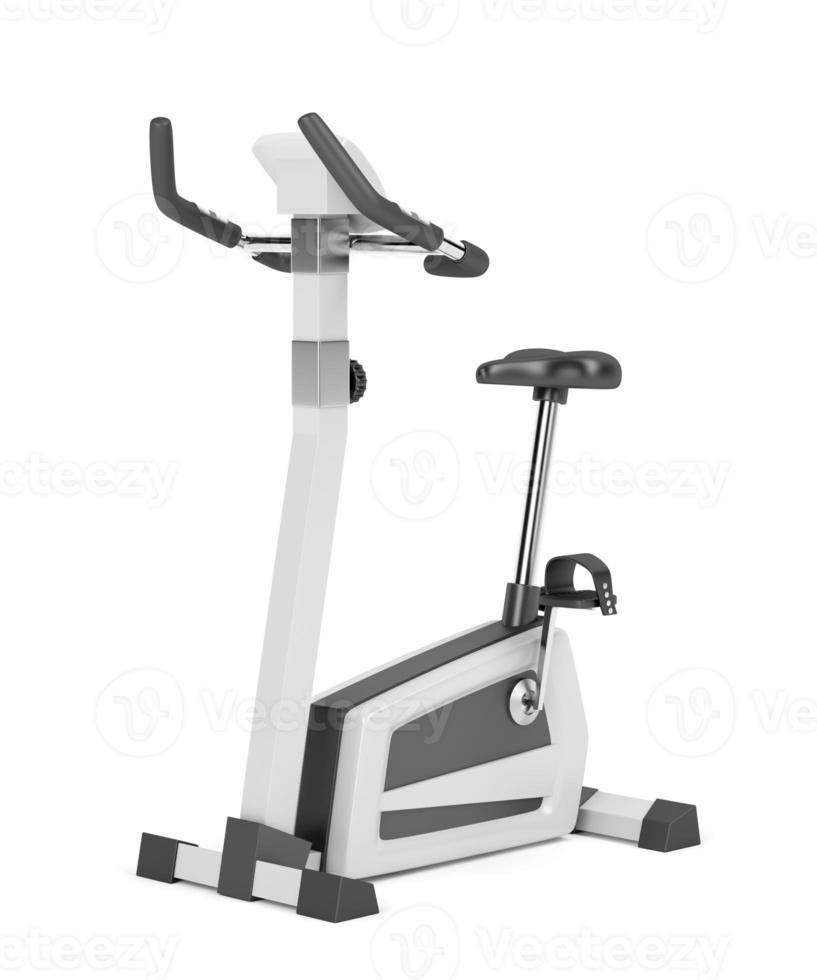 Exercise bike photo