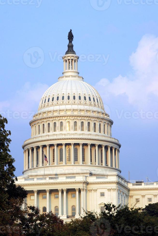Capitolio de los Estados Unidos - Washington DC foto