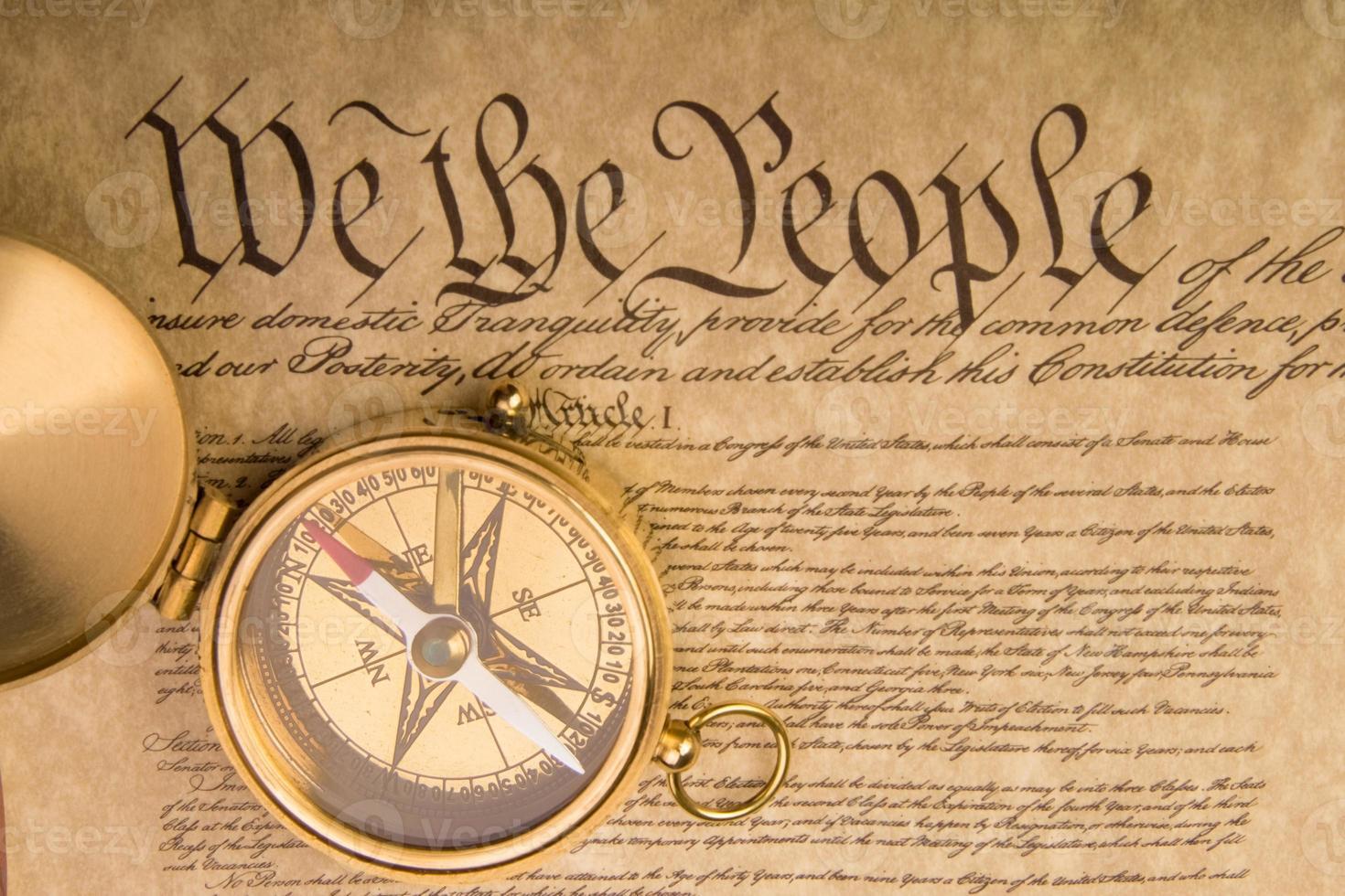 US Constitution photo