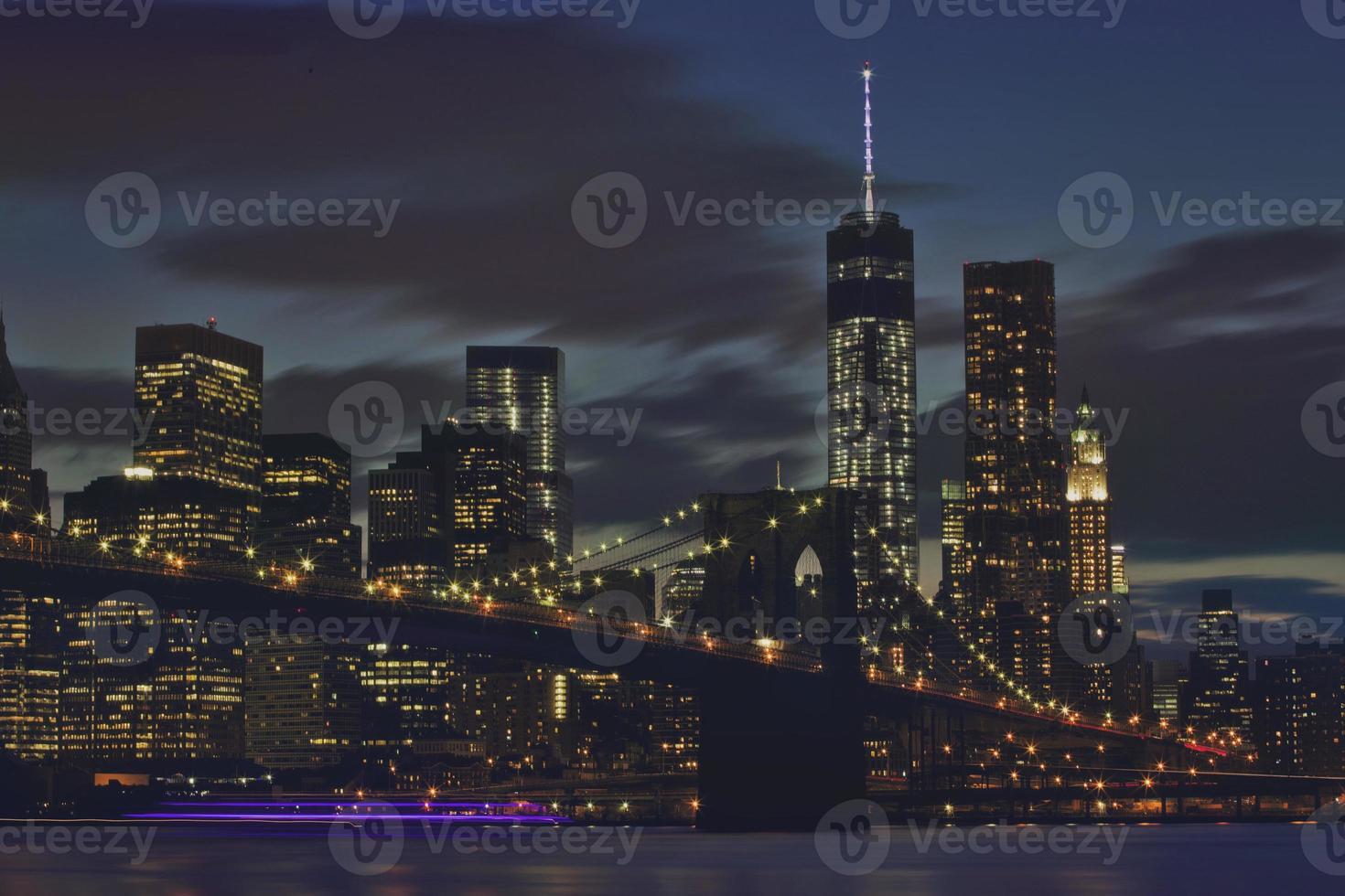 Bright Lights, City Nights photo