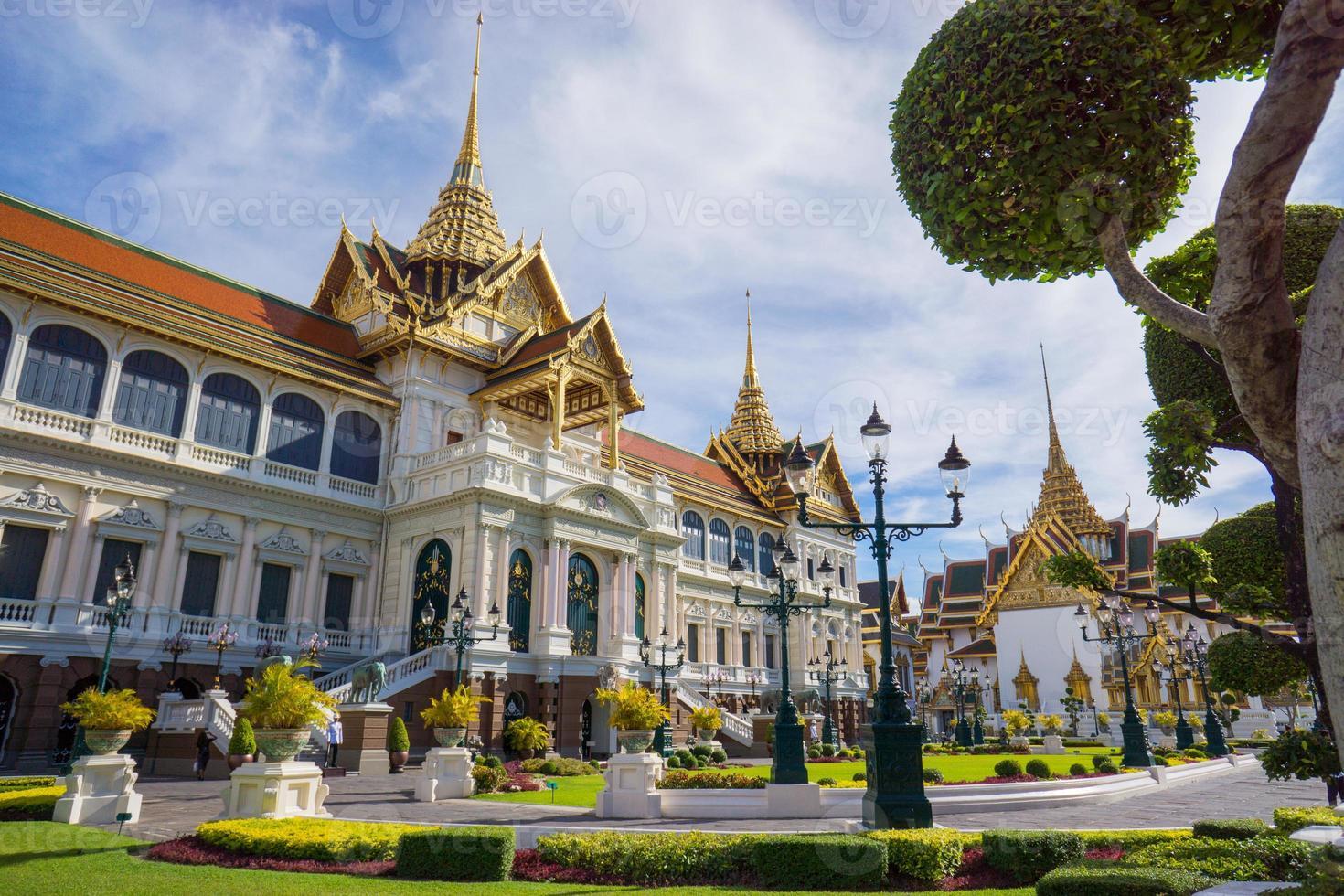 El Gran Palacio, Bangkok, Tailandia foto
