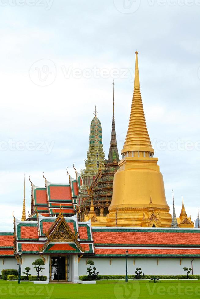 Towers of the Grand Palace photo