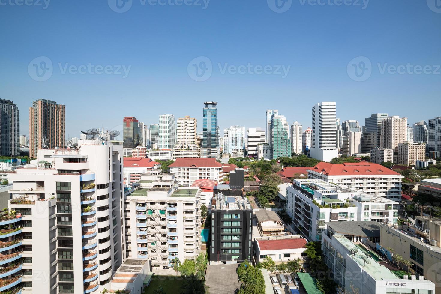 Modern Bangkok photo