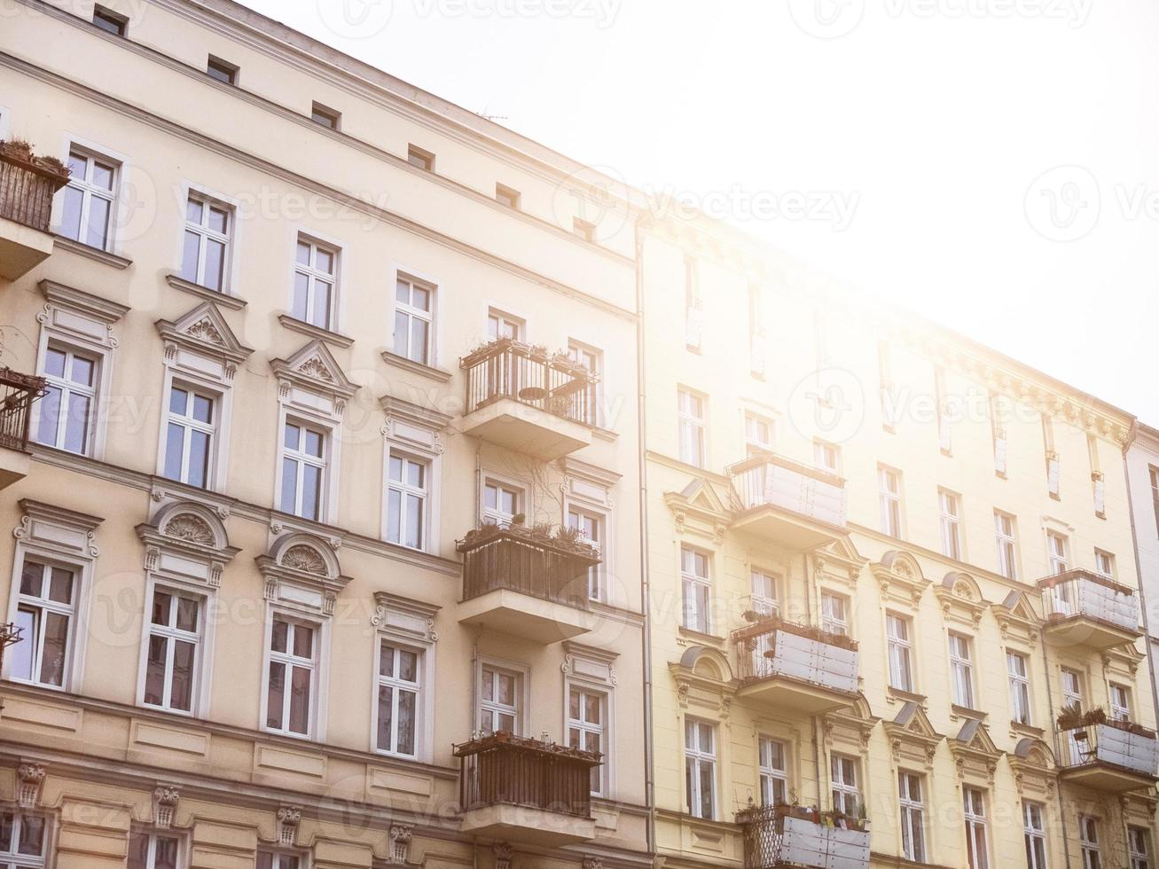 luxery apartments at prenzlauer berg, berlin photo