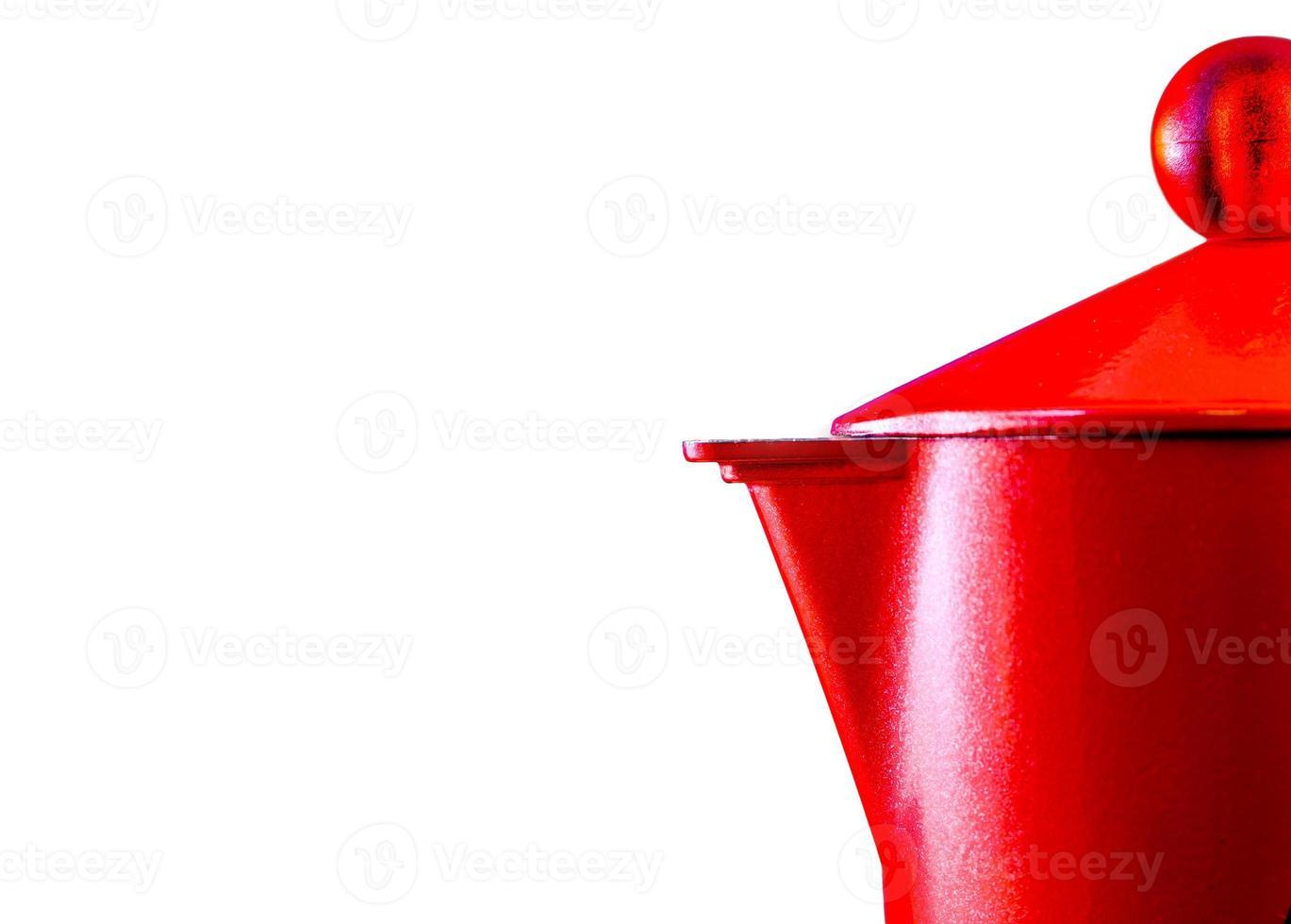 Red Italian Mocha photo