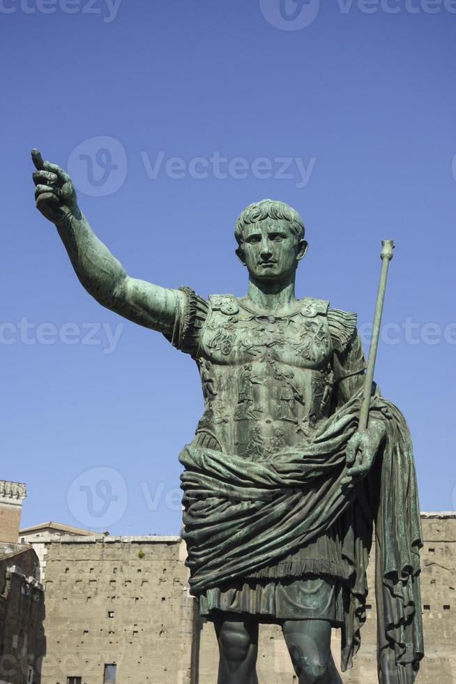 Emperor Augustus photo