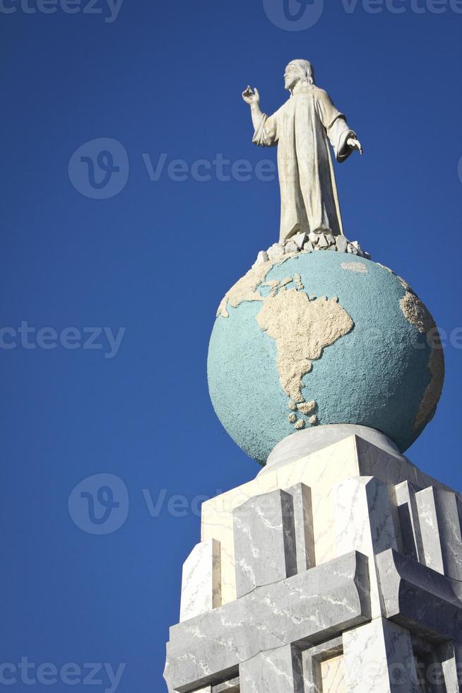 estatua de jesus foto