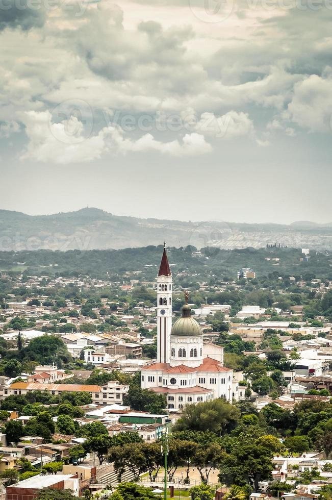 Don Rua Cathedral, El Salvador photo