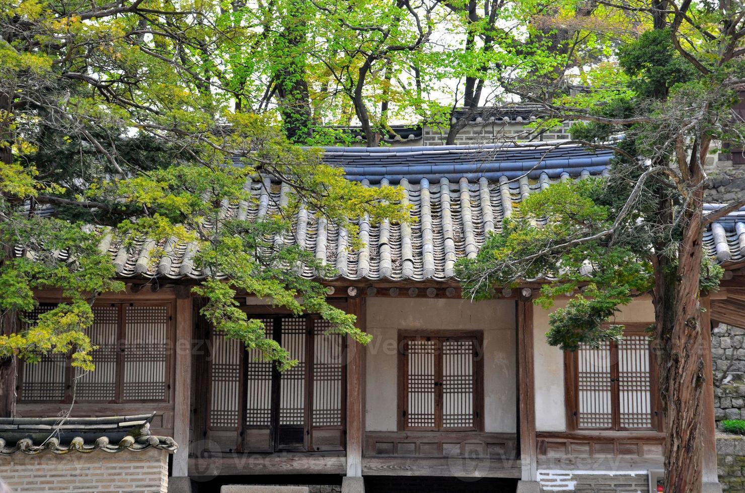 jardín secreto (huwon) foto