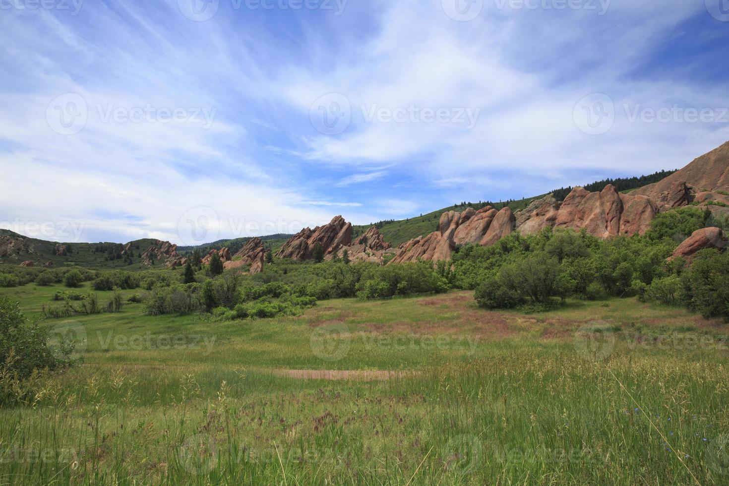 Roxborough State Park photo