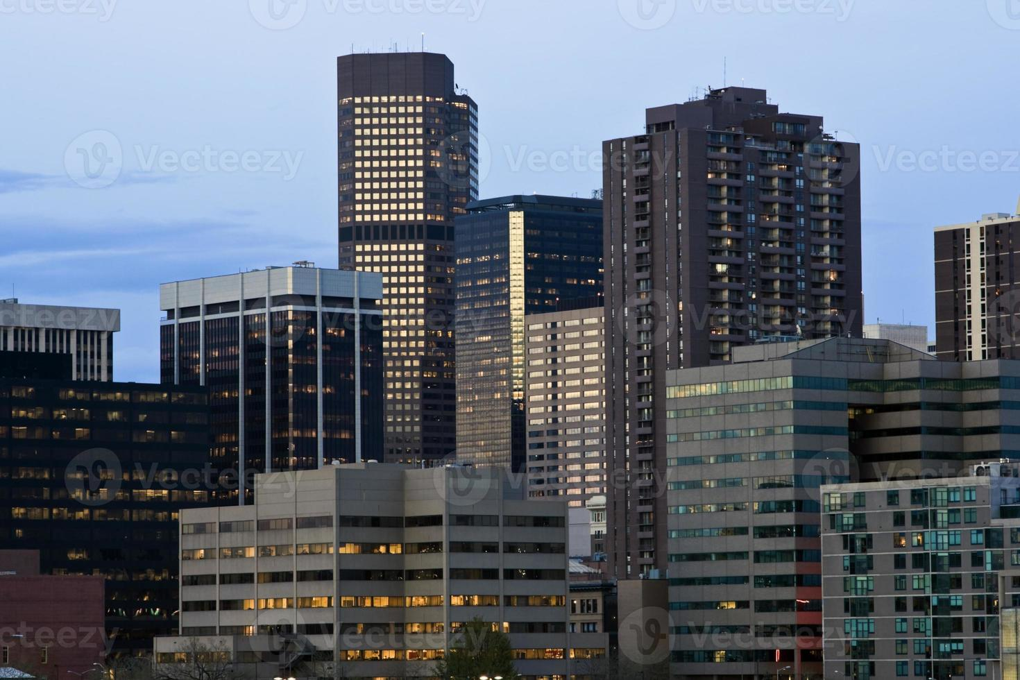 Downtown Denver, Colorado photo