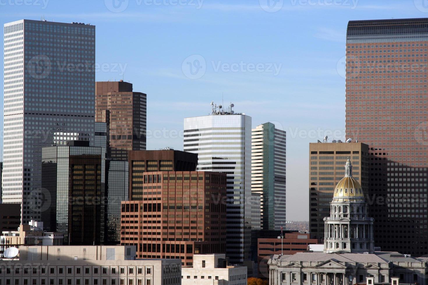 Downtown Denver Skyline photo