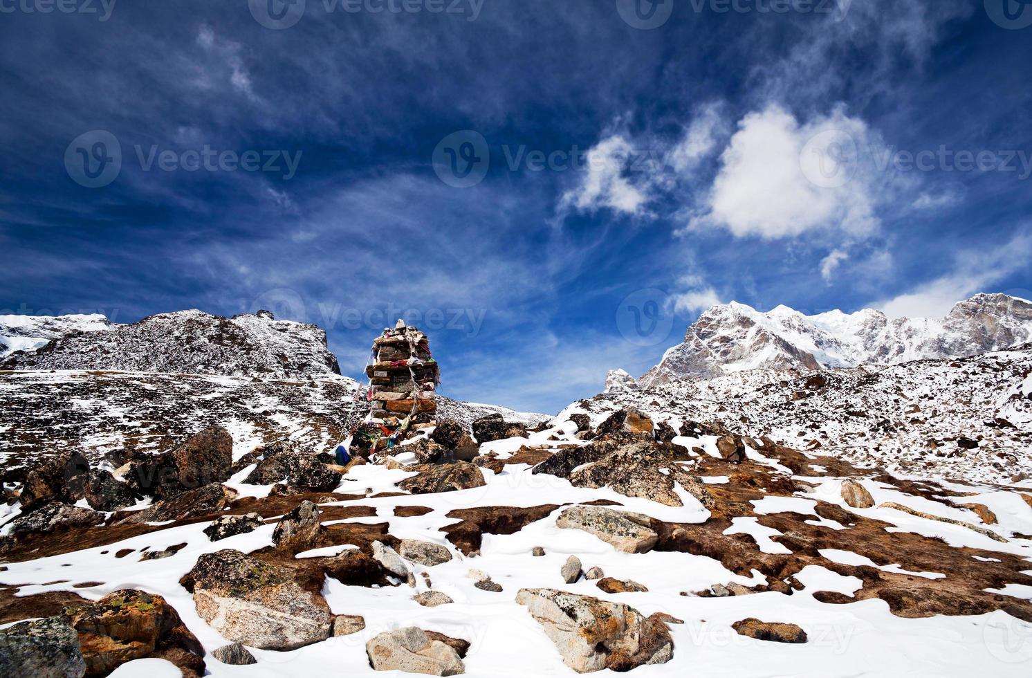 Sagarmatha National Park, Nepal Himalaya photo