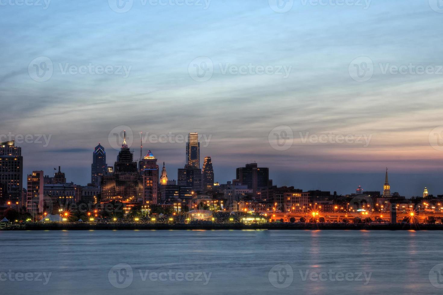 Philadelphia Skyline photo