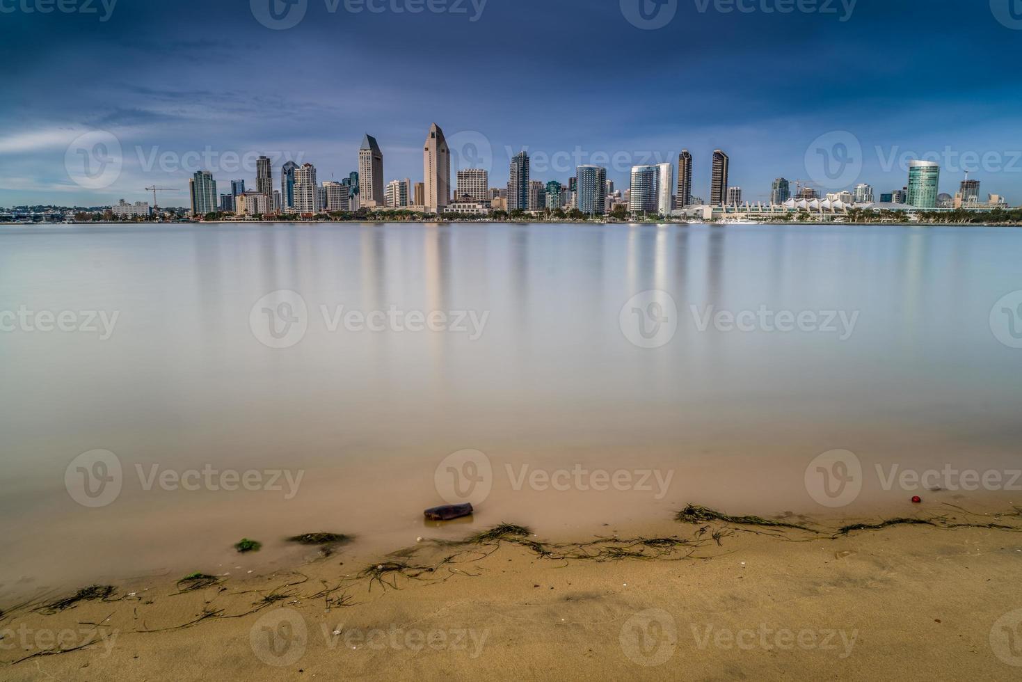 San Diego Skyline photo