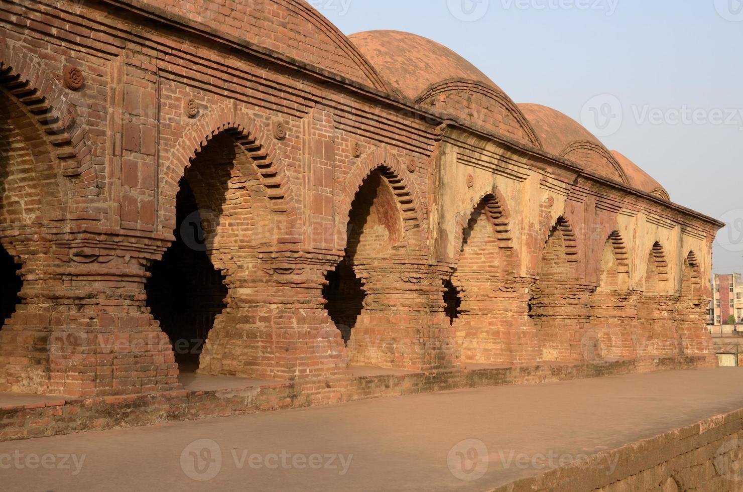 Arches of Rasmancha temple photo
