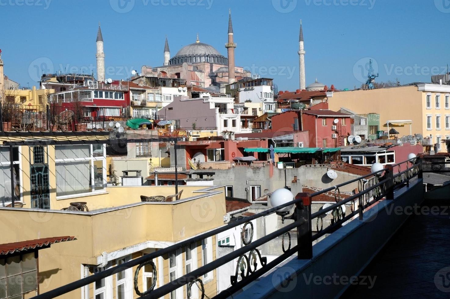 istanbul huizen foto