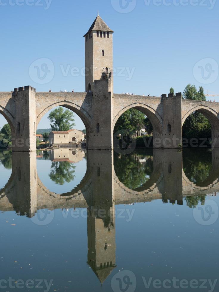 The Pont Valentre photo