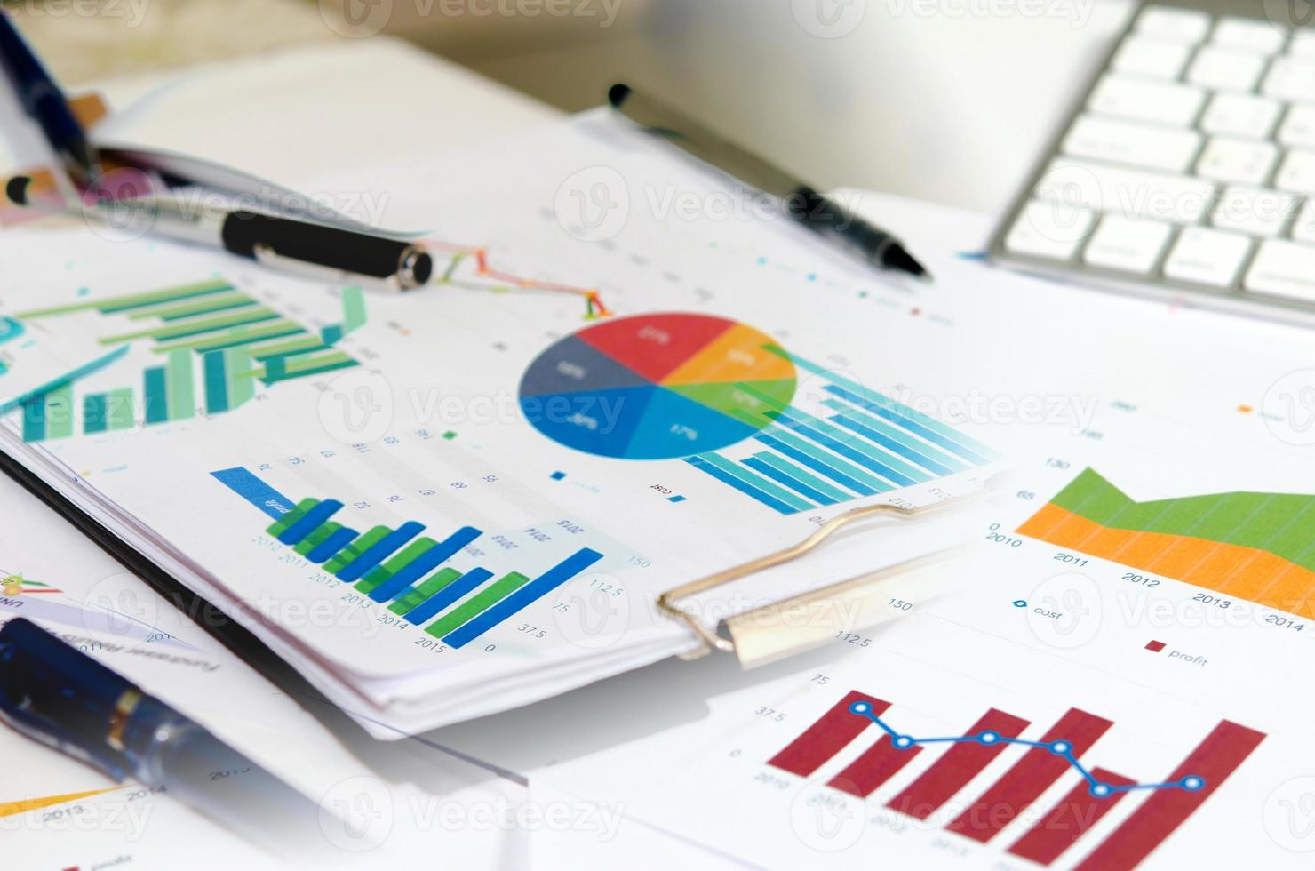 business concept documents photo
