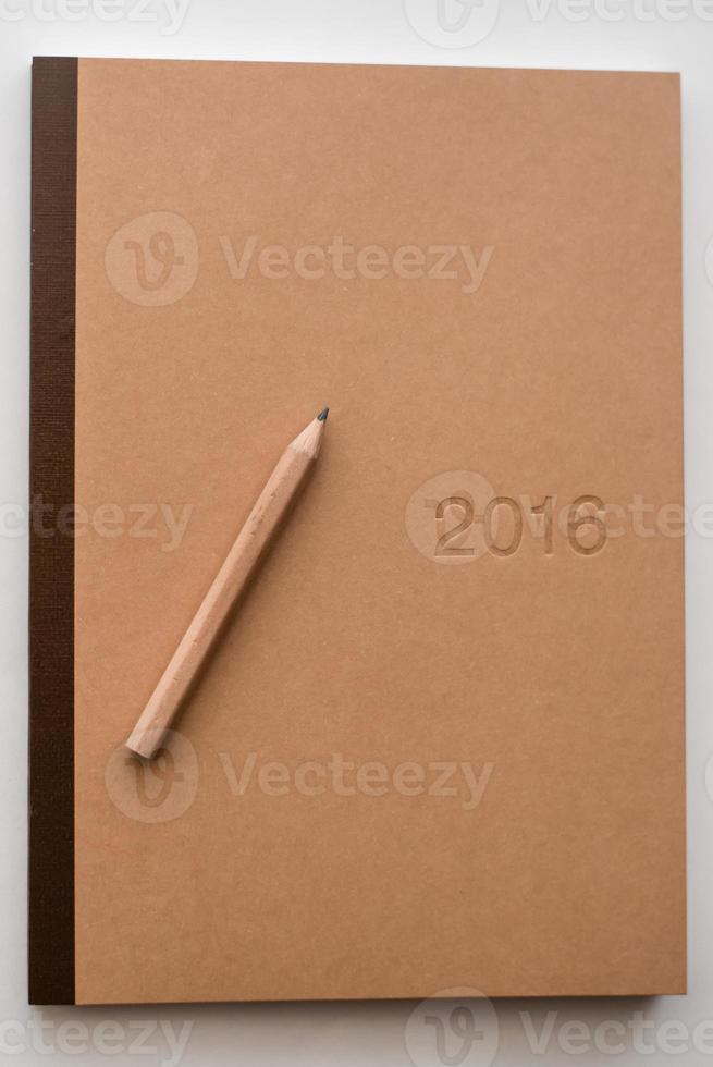 2016 diary photo