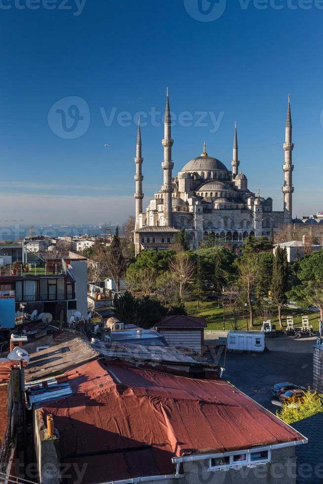 ISTANBUL IN TURKEY photo