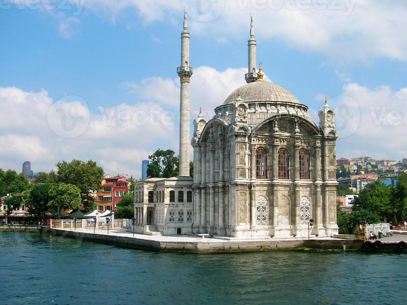 Mezquita Ortakoy foto