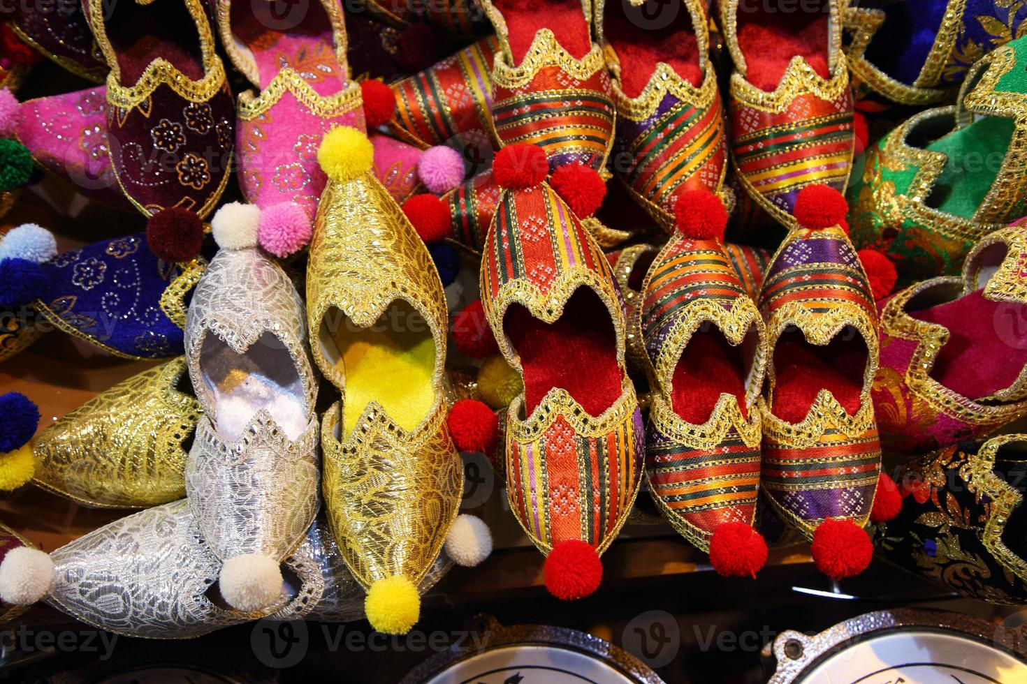 Handmade turkish shoes photo