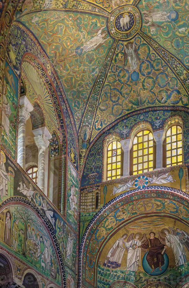 Basilica of San Vitale, Ravenna, Italy photo
