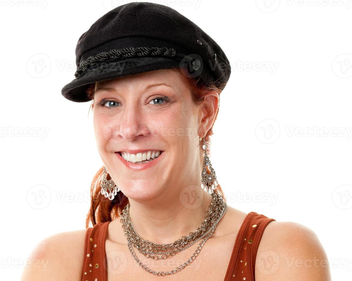 retrato femenino foto