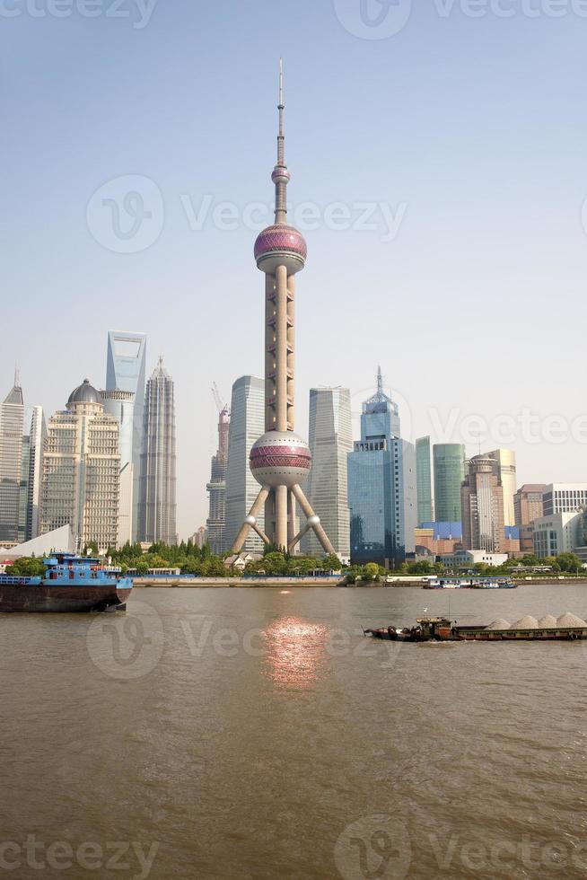 Shanghai, Pudong Skyline photo