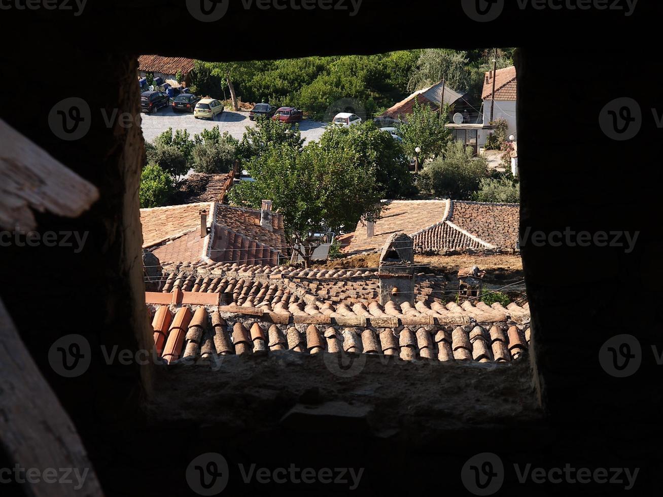 sirince village, şirince köyü photo