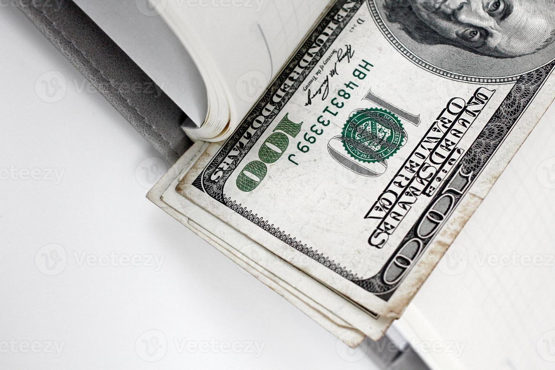 American dollars money photo