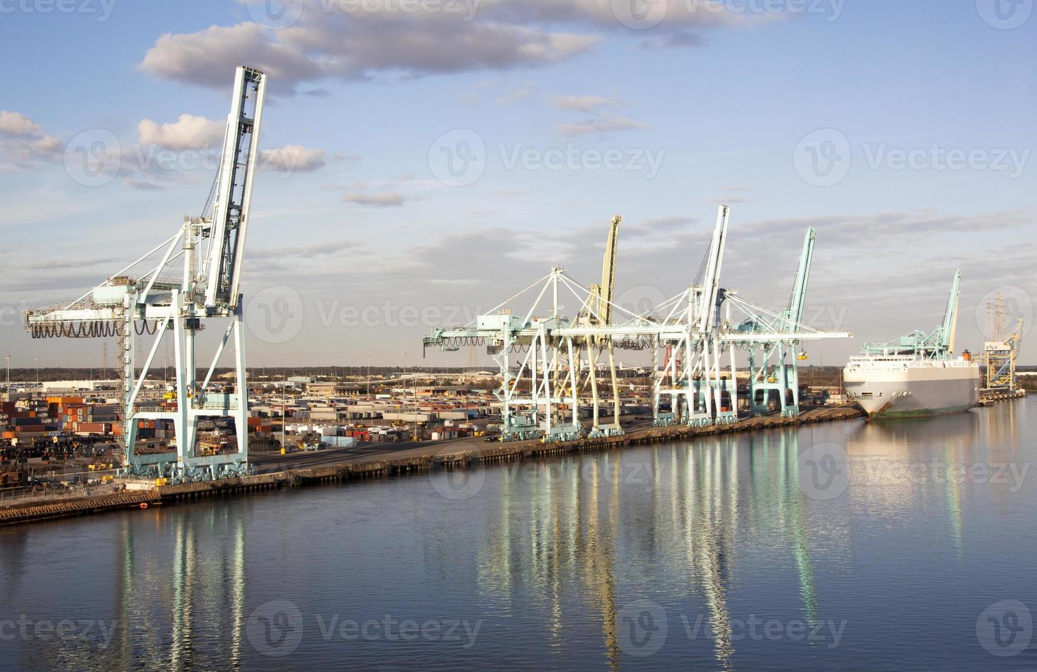Port Reflections photo