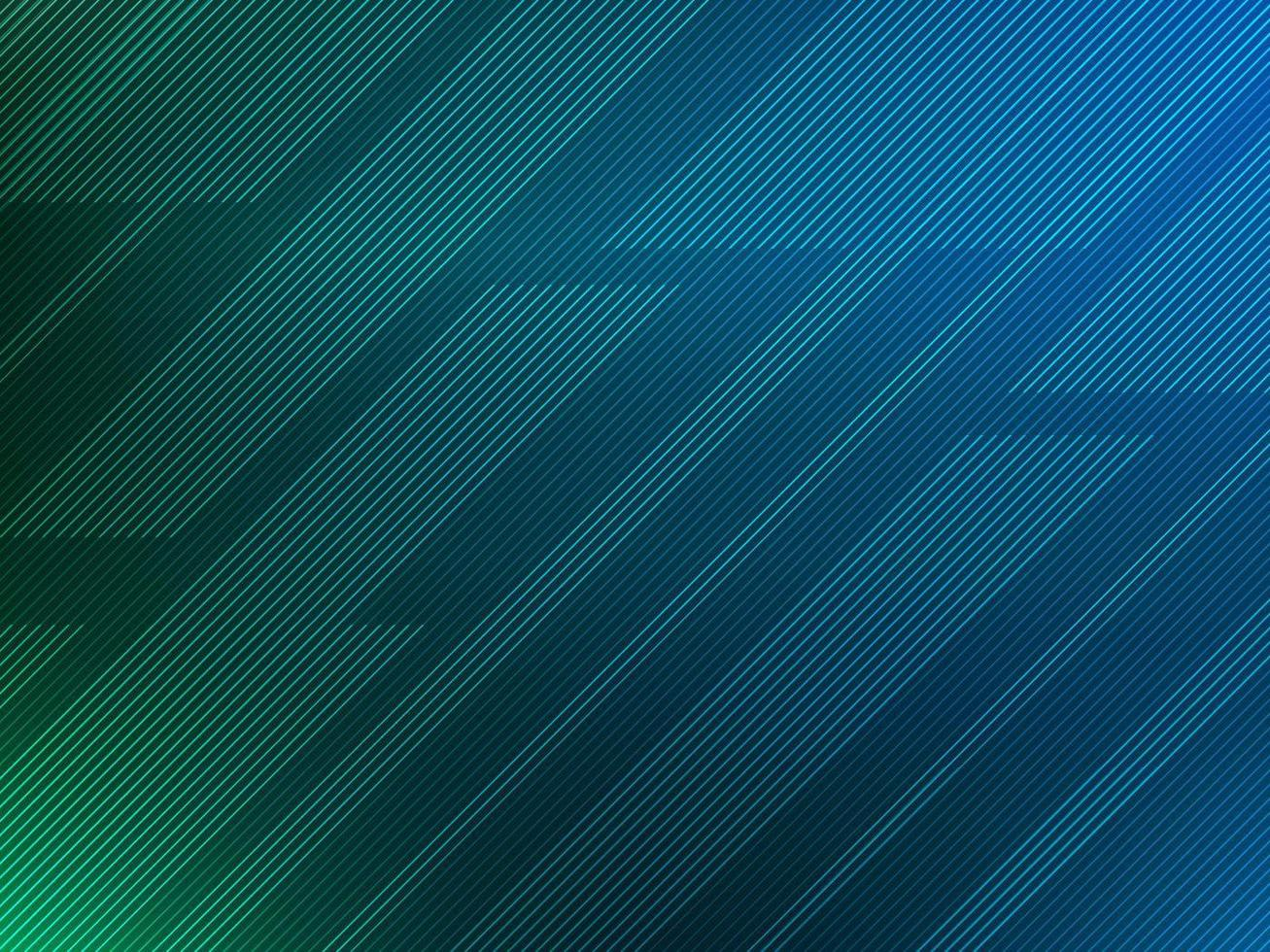Abstract Futuristic Thin Lines Background vector